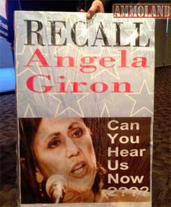 Angela Giron is one of the Colorado state senators in recall election Sept. 10